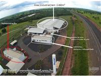 Vende-se indústria de laticínio em Uberaba-MG