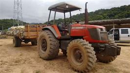 Trator Agrale BX 6110 4x4 ano 08