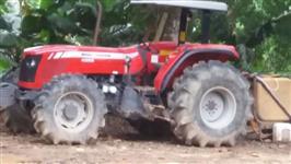 Trator Massey Ferguson 292 4x4 ano 12