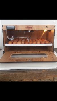 topchoc, chocadeiras automaticas 80 ovos 200 ovos de codornas