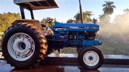 Trator Ford/New Holland 7630 4x2 ano 98