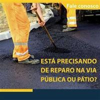 Tapa-buraco / Pavimentação / Manutenção asfáltica/ opa
