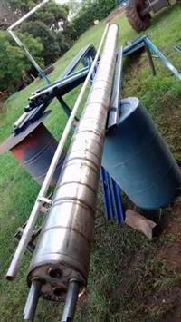 Coluna de destilação de etanol  para alambique