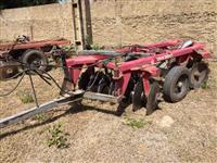 Trator Massey Ferguson MF 4272/4 4x4 ano 12