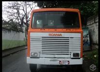 Caminhão  Scania Lk 140  ano 80