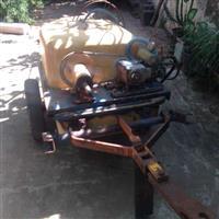 Pulverizador de 500 litros para trator agrale
