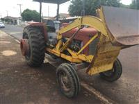 Trator Massey Ferguson 95 X 4x2 ano 74
