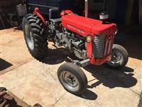 Trator Massey Ferguson 50 X 4x4 ano 74