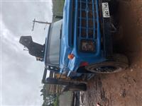 Caminhão Munk FORD