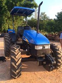 Trator Ford/New Holland TL 60 E 4x4 ano 09