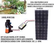 Kit bomba solar