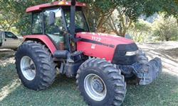 Trator Case MXM 180 4x4 ano 05