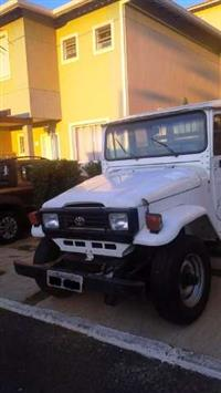 TOYOTA BANDEIRANTE - CABINE SIMPLES - 98/98