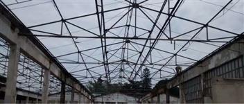 Estrutura Metálica Usada - Galpão