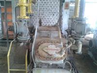 Compressor amônia