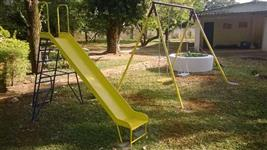 Playground de Ferro para Área de Lazer em Geral