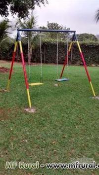 4 Brinquedos de Ferro para Playground