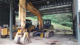 Escavadeira  Marca Liugong   Modelo CLG 925 LC