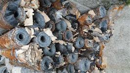 TELA DE GALINHEIRO (Aço Hexagonal Galvanizado)