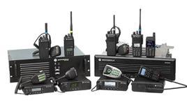 Rádios de Comunicação Motorola