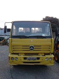Caminhão Mercedes Benz 1113, Trucado,Ano 80