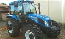 Trator Ford/New Holland TL95E 4x4 ano 13