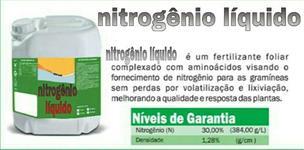NITROGÊNIO LÍQUIDO SUBSTITUI 100% URÉIA,NITRATO E SULFATO DE AMÔNIA (32% N)