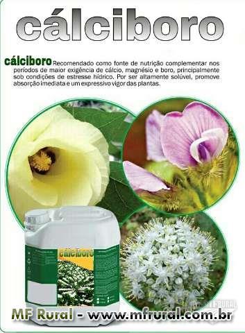 CÁLCIBORO (10% Ca-05% Mg-02% B )