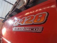 Caminh�o  Mercedes Benz (MB) 2428  ano 01