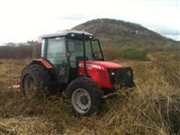 Trator Massey Ferguson 283 Advanced 4x4 ano 11
