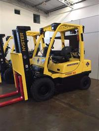Empilhadeira Hyster H50FT, 2008