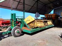 Carreta Plataforma para Transporte de Implementos Agrícolas