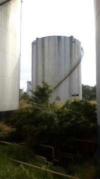 Tanque em aço carbono 1.600.000 litros