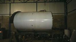 Tanque de Inox 4.500 Lts