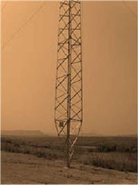 Torre estaiada