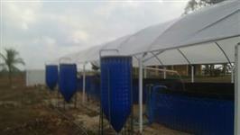 Tanques Lona para Aquicultura