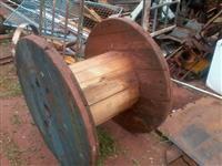 cordoalha de aço galvanizado 7 fios 9,52mm class A