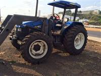 Trator Ford/New Holland TL 60 4x4 ano 09