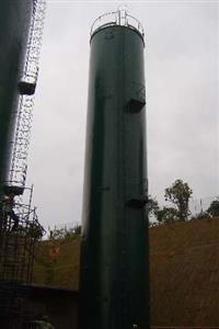 Reservatório água Metálico