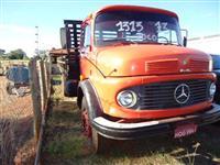 Caminhão Mercedes Benz (MB) caminhão 13/13 toco ano 73