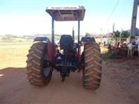 Trator Massey Ferguson 283 4x4 ano 04