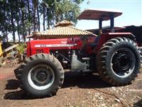 Trator Massey Ferguson 292 4x4 ano 07