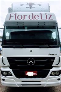 Caminhão Mercedes Benz (MB) Atego 2429 ano 14