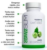 Green Coffee / Café verde em cápsulas