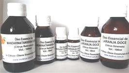 Suco de Laranja Concentrado, Óleos Essenciais e óleo D-limonene