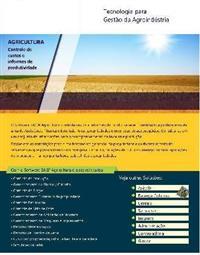 Software para o Agronegócio - Sistema de Gestão