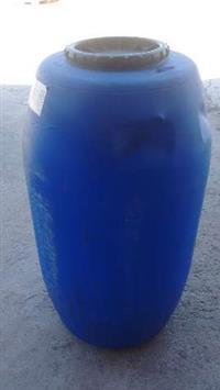 Bombonas de Plastico de 240 Litros Usadas Tampa de Rosca