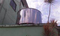 Conjunto Ordenhandeira tanque Resfriador