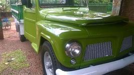 Vendo ford f75 ano 1973 motor 6cc original a gasolina cambio da c10