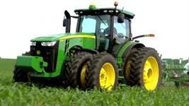 Trator John Deere 8300 4x4 ano 15